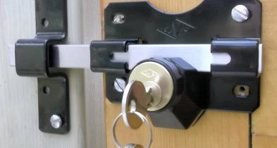 Your Options for The Best Locks To Use For A Gate