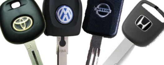 Locksmiths for Car Key Replacement